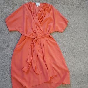 Donna Morgan Silk Dress size 10